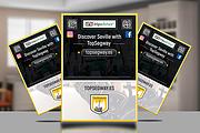 Разработаю дизайн наружной рекламы 168 - kwork.ru