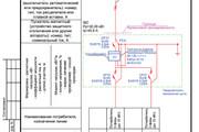 Выполню однолинейную схему электроснабжения 86 - kwork.ru
