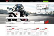 Дизайн страницы интернет-магазина 11 - kwork.ru