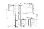 Конструкторская документация для изготовления мебели 240 - kwork.ru