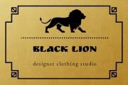 Разработка логотипа для вас и вашего бизнеса 8 - kwork.ru