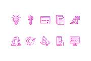 Создание иконок для сайта, приложения 91 - kwork.ru