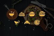 Создание иконок для сайта, приложения 88 - kwork.ru