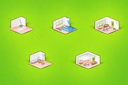 Нарисую эксклюзивную растровую иконку для вашего сайта 59 - kwork.ru