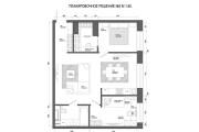 Планировочное решение вашего дома, квартиры, или офиса 116 - kwork.ru