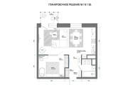 Планировочное решение вашего дома, квартиры, или офиса 114 - kwork.ru