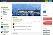 Тема BuddyPress для WordPress на русском с обновлениями 12 - kwork.ru