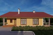 Фотореалистичная 3D визуализация экстерьера Вашего дома 299 - kwork.ru