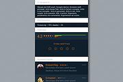 Дизайн мобильного приложения UI UX 36 - kwork.ru
