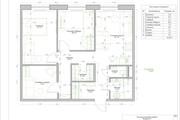 Планировочное решение квартиры, дома. Перепланировка. Планировка 43 - kwork.ru