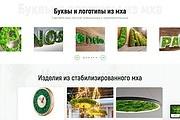 Вёрстка сайтов по доступной цене 308 - kwork.ru