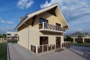 Фотореалистичная 3D визуализация экстерьера Вашего дома 315 - kwork.ru