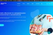 Сделаю классный Лендинг на Elementor Pro 72 - kwork.ru