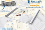 Красивая схема и карта проезда 25 - kwork.ru