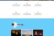 Создание сайта на WordPress 102 - kwork.ru
