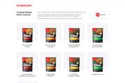 Дизайн любой страницы сайта + бонусы 85 - kwork.ru