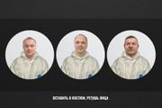Фотомонтаж в Photoshop 74 - kwork.ru