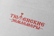 Разработаю винтажный логотип 199 - kwork.ru