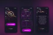 UX UI дизайн приложения для ios и android 12 - kwork.ru