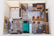 Создам планировку дома, квартиры с мебелью 138 - kwork.ru