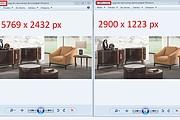 Ресайз фото. Уменьшение веса картинки без потери качества 27 - kwork.ru