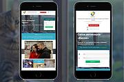 Адаптирую ваш сайт под мобильную версию 23 - kwork.ru