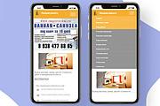 Адаптирую ваш сайт под мобильную версию 18 - kwork.ru