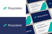 Разработка логотипа для сайта и бизнеса. Минимализм 187 - kwork.ru
