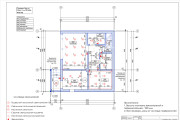 Планировка или пакет рабочих чертежей для проекта интерьера 28 - kwork.ru
