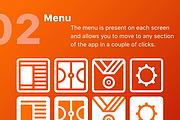 Дизайн мобильного приложения UI UX 28 - kwork.ru