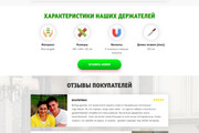 Сделаю продающий Лендинг для Вашего бизнеса 168 - kwork.ru