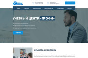 Продающий сайт - Лендинг под ключ, для любых целей 129 - kwork.ru
