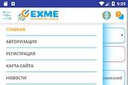 Android приложение для сайта 83 - kwork.ru