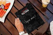 Дизайн меню, каталога 28 - kwork.ru
