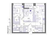 Планировка квартиры или жилого дома, перепланировка и визуализация 141 - kwork.ru