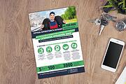 Красивый и уникальный дизайн флаера, листовки 160 - kwork.ru