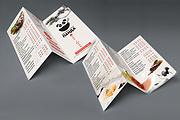 Красивый и уникальный дизайн флаера, листовки 159 - kwork.ru
