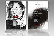 Красивый и уникальный дизайн флаера, листовки 158 - kwork.ru