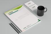 Создам фирменный стиль бланка 146 - kwork.ru