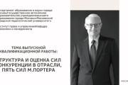 Стильный дизайн презентации 641 - kwork.ru