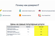 Создам сайт под ключ на WordPress 103 - kwork.ru
