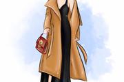 Создам fashion иллюстрацию 25 - kwork.ru