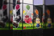 Дизайн рекламной наклейки на стекло, витрину 69 - kwork.ru