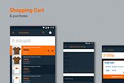 Дизайн мобильного приложения UI UX 37 - kwork.ru