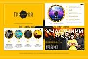 Оформление презентации товара, работы, услуги 200 - kwork.ru