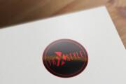 Сделаю логотип в круглой форме 204 - kwork.ru