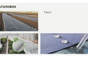 Стильный дизайн презентации 655 - kwork.ru