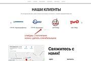 Лендинг для любых целей на Wordpress 142 - kwork.ru