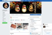 Дизайн группы в Facebook 11 - kwork.ru