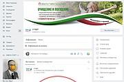 Оформление шапки ВКонтакте. Эксклюзивный конверсионный дизайн 54 - kwork.ru